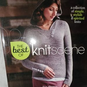 The Best of Knitscene Book